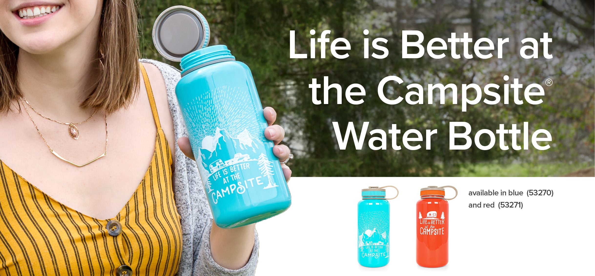 53270 53271 LIB Water Bottle Banner